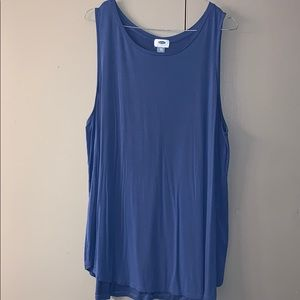 Old Navy luxe swing tank